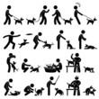 Animale da compagnia e cane